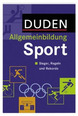 Duden Allgemeinbildung, Sport