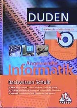 Duden Basiswissen Schule, m. CD-ROM, Informatik