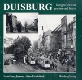 Duisburg - gestern und heute