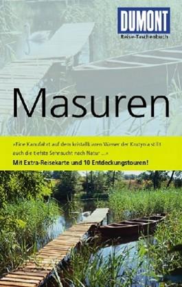 DuMont Reise-Taschenbuch Reiseführer Masuren