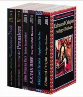 DuMonts Kriminalbibliothek, Mord als schöne Kunst betrachtet, 6 Bde.