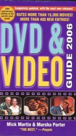 Dvd & Video Guide 2006