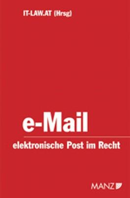 E-Mail - elektronische Post im Recht