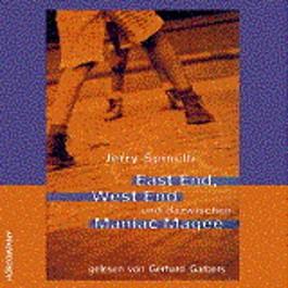 East End, West End und dazwischen Maniac Magee, 4 Audio-CDs