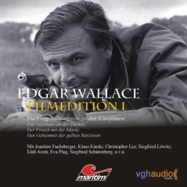 Edgar Wallace Filmedition  Nr.1