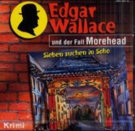 Edgar Wallace und der Fall Morehead, 1 Audio-CD