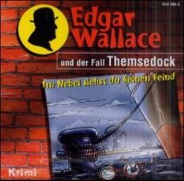 Edgar Wallace und der Fall Nightelmoore, 1 Audio-CD
