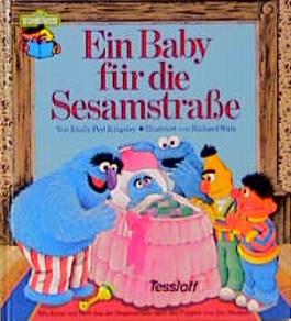 Ein Baby für die Sesamstraße