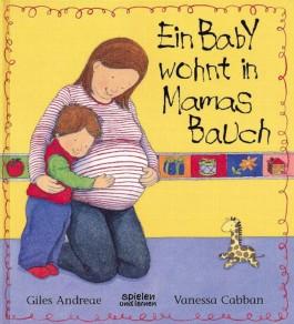 Ein Baby wohnt in Mamas Bauch