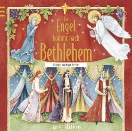 Ein Engel kommt nach Bethlehem