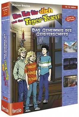 Ein Fall für dich und das Tiger-Team, Die Geisterfahrt der schwarzen Berta, 1 CD-ROM