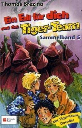 Ein Fall für dich und das Tiger-Team, Sammelband 5