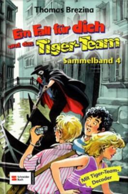 Ein Fall für dich und das Tigerteam, Sammelband 4