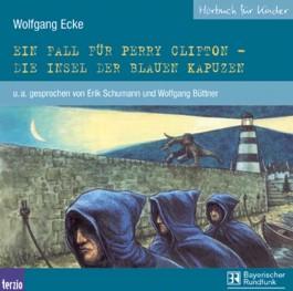 Ein Fall für Perry Clifton, Die Insel der blauen Kapuzen