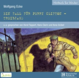 Ein Fall für Perry Clifton: Treibjagd