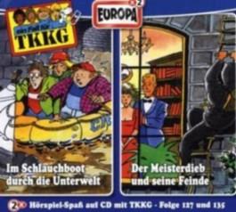 Ein Fall für TKKG, 2er Box, 2 Audio-CDs