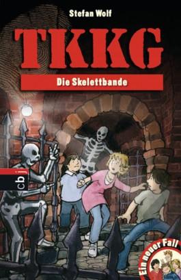 Ein Fall für TKKG - Die Skelettbande