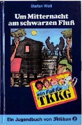 Ein Fall für TKKG, Bd.35, Um Mitternacht am schwarzen Fluß