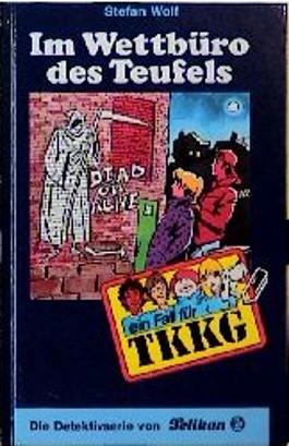 Ein Fall für TKKG, Bd.77, Im Wettbüro des Teufels