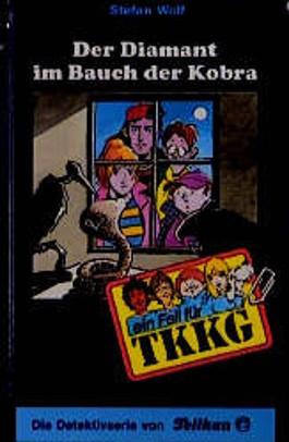 Ein Fall für TKKG, Bd.82, Der Diamant im Bauch der Kobra