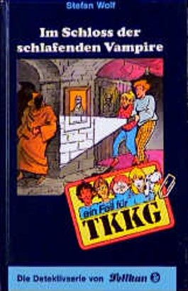 Ein Fall für TKKG, Bd.84, Im Schloss der schlafenden Vampire