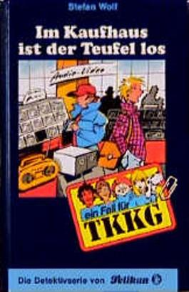 Ein Fall für TKKG, Bd.85, Im Kaufhaus ist der Teufel los