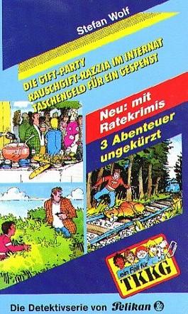 Ein Fall für TKKG, Dreifachbände, Bd.4, Die Gift-Party