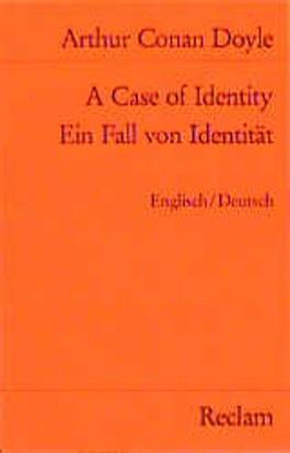 Ein Fall von Identität.