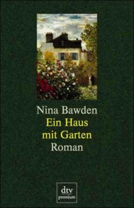 Ein Haus mit Garten