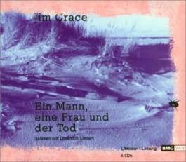 Ein Mann, eine Frau und der Tod, 4 Audio-CDs. Being Dead, 4 Audio-CDs, dtsch. Version