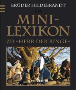 Ein Mini-Lexikon zu 'Herr der Ringe'