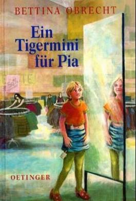 Ein Tigermini für Pia