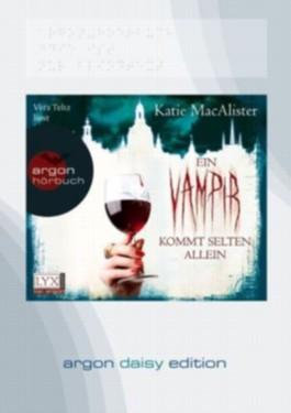 Ein Vampir kommt selten allein (DAISY Edition)