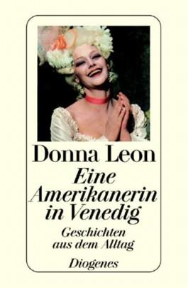 Eine Amerikanerin in Venedig