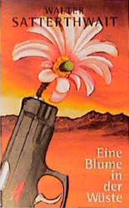 Eine Blume in der Wüste