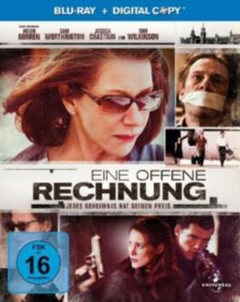 Eine offene Rechnung, 1 Blu-ray