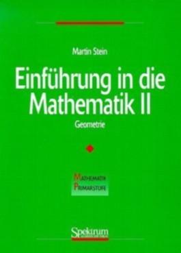 Einführung in die Mathematik II, Geometrie