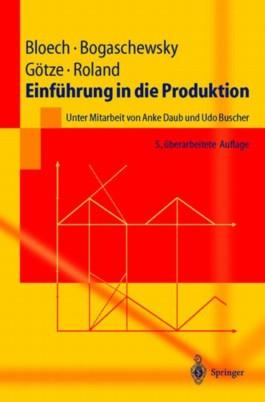 Einführung in die Produktion