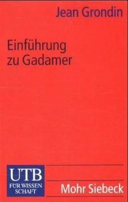 Einführung zu Gadamer