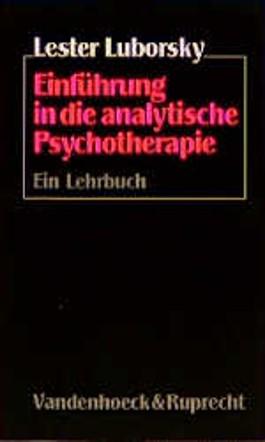 Einfuhrung in Die Analytische Psychotherapie