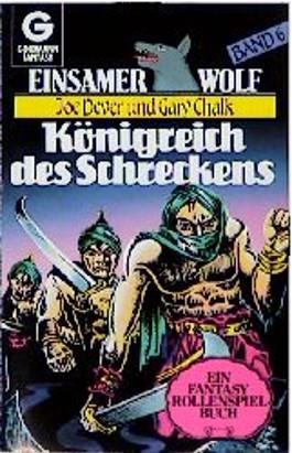 Einsamer Wolf 6 - Königreich des Schreckens