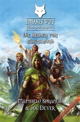 Einsamer Wolf Mehrspielerbuch 3 - Die Helden von Magnamund