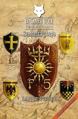 Einsamer Wolf Mehrspielerbuch 4 - Sommerlund