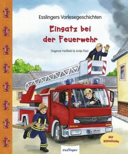 Einsatz bei der Feuerwehr
