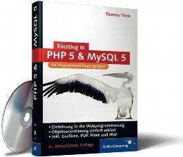 Einstieg in PHP 5.1 & MySQL 5, m. CD-ROM