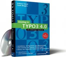 Einstieg in TYPO3 4.0, m. DVD-ROM