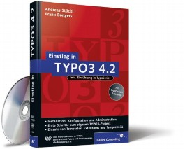 Einstieg in TYPO3 4.2, m. DVD-ROM