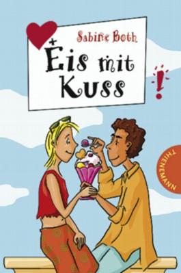 Eis mit Kuss