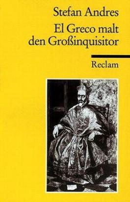 El Greco malt den Grossinquisitor