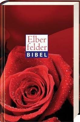 Elberfelder Bibel - Standardausgabe Motiv Rose